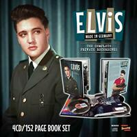 ELVIS PRESLEY - MADE IN GERMANY – THE COMPLETE PRIVATE RECORDINGS