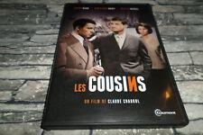 DVD - LES COUSINS - CLAUDE CHABROL / Gérard Blain  Jean-Claude Brialy / DVD