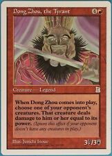 Dong Zhou, the Tyrant Portal Three Kingdoms NM Red Rare CARD (111905) ABUGames