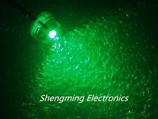 1000PCS 5mm Straw Hat LED Green Light Colour LED super bright Diffused