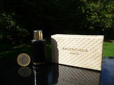 Ancien et Rare FACTICE DUMMY  LA FUITE DES HEURES de BALENCIAGA - Perfume Bottle