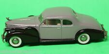 VINTAGE RARE REX TOYS 1938 CADILLAC V16 1:43 SCALE MADE IN PORTUGAL