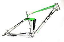 "Cube Stereo 140 Set Incl. Damper MTB Frame Mountain Bike 20 "" 27,5 Aluminium"