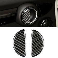 2pcs Car Door Handle Cover Trim Set Accessories For BMW Mini Cooper R55 R56 R60