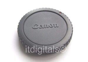 Body Cap For Canon EOS Digital Film Rebel G K2 2000 1N Pro T2 EOS-1 N RS EOS-1V