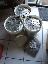 100 Eisenhower Dollars For Your Slot Machine Fine To Au Free Shipping !