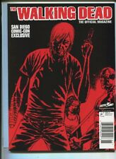 The Walking Dead #5 Sept./Oct. 2013 Cover C San Diego Comic Con Exclusive MBX21