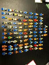 LEGO Minifigure Lot of 100 Minifigs City Town Police Lot P563