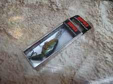Vintage Fishing Lure Rapala Rattlin Suspending Perch JSR05 P