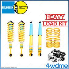 "Toyota Prado 120 Series Bilstein B6 King Coil Spring HEAVY COMPLETE 2"" Lift Kit"
