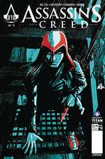 Assassins Creed #10 Cover A Comic Book 2016 - Titan