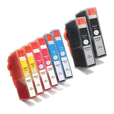 8+ PACK 564XL Ink Cartridge for HP Printer Photosmart 5510 5515 5520 5525