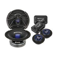 """Soundstream SM.650C 200 Watt 6.5"""" PRO Audio Component Speakers Tweeters 6-1/2"""