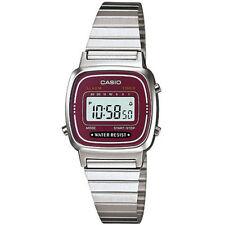 Aluminium Case Women's Quartz (Battery) Rectangle Watches