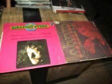 Johnny Hallyday-lot 2 vinyles 45T-Ceux que l amour a blessés(1970)