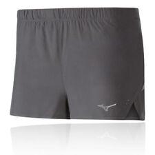 Pantalones cortos de deporte de hombre gris