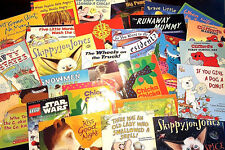Children's Book Lot Medium & Large FREE SHIPPING Mixed SCHOLASTIC Disney POPULAR