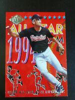 Cal Ripken Jr.-1994 Fleer Ultra Baseball-Allstar insert-nrmt/mt/8-no.4 of 20-HOF