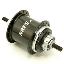 Sturmey Archer S-RF5(W) N 5x2 10 speed freewheel hub kit Brompton - Black