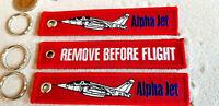 Alpha Jet  3er SET Remove Before Flight Aircraft / Avion / YakAir Nato RAF