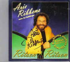 Arie Ribbens-Ritsen Ritsen cd single gesigneerd