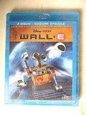 """BLURAY 2 DISCHI EDIZIONE SPECIALE  """"WALLE""""  DISNEY PIXAR  blu ray wall e"""