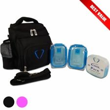 On The Go Plastic Lunch Insulated Lunch Bags Bags