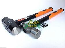 2 Hammers : Neilsen Orange 4LB Mini Sledge AND 32oz Orange Ball Pein Hammer MT68