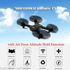 TIANQU XS809W Pliable Quadricoptère RC RTF Wi-Fi FPV 0.3MP AIR PRESS ALTITUDE