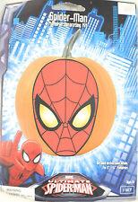 Spiderman Pumpkin Decorating Kit