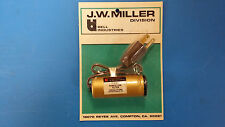 (1)C-508-L J.W.MILLER POWER LINE FILTER,3 SECTION L/C FILTER CURRENT CAPACITY 3A