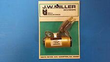 (1)C-508-L J.W.MILLER POWER LINE FILTER,3 SECTION L/C FILTER CURRENT CAPACITY 3A