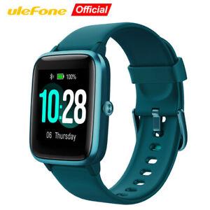 Ulefone Waterproof Bluetooth Smart Watch Sports Fitness Tracker For Android iOS