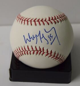 WAYNE GRETZKY SINGLE SIGNED AUTO AUTOGRAPH BASEBALL BALL O-ML SELIG JSA/DNA