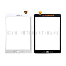 """Glass Touch Screen Digitizer 9.7"""" White for Samsung Galaxy Tab A 9.7 SM-T550 USA"""