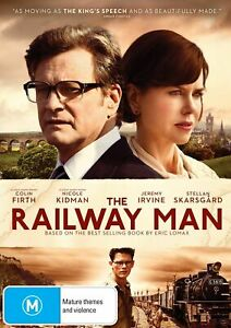 The Railway Man (DVD,2014) Region 4 NEW+SEALED