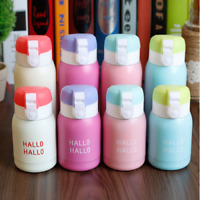 Mini Stainless Steel Insulated Cup Coffee Tea Thermos Mug girl Vacuum Flask Cup