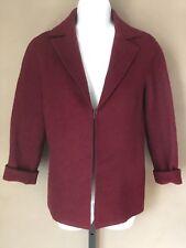 Lafayette 148 New York Women's Jacket Blazer Boiled Wool Size 6