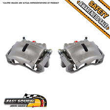 Front Brake Calipers Pair For 2005 2006 2007 2008 Ford F150 Lincoln Mark LT