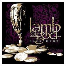 Lamb Of God Sacrament CD NEW 2006 Groove Metal/Metalcore