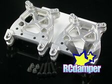 ALUMINUM FRONT & REAR SHOCK TOWER DAMPER PLATE S HPI MINI SAVAGE XS FLUX ALLOY