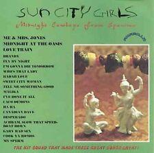 Sun City Girls CD Midnight Cowboys From Ipanema rare OOP