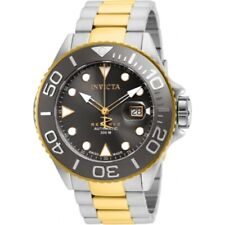 Invicta 22855 Reserve Grand Diver Swiss Made Automatic Date Black Mens Watch