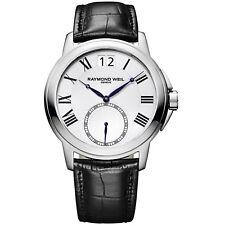 Raymond Weil 9578-STC-00300 Men's Tradition White  Quartz Watch