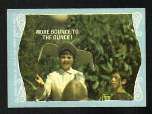 more bounce ounce SALLY FIELD 1968 DONRUSS THE FLYING NUN #17 NO CREASES VG-EX+
