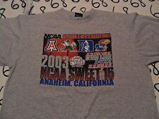 XL- 2003 NCAA T- Shirt