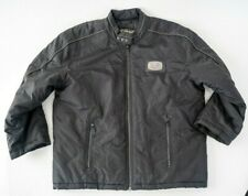 Ed Hardy Men's Jacket Biker Casual Black Size Large