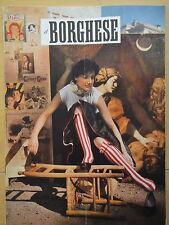 1954-IL BORGHESE-Direttore LEO LONGANESI-Anno V, Numero 8
