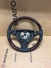 Porsche Cayenne Black / Walnut Steering Wheel (955) 2002 TO 2010