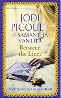 JODI PICOULT & SAMANTHA VAN LEER ___ BETWEEN THE LINES ___ NEW PURPLE COVER